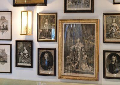 Detalles cuadros Brasserie